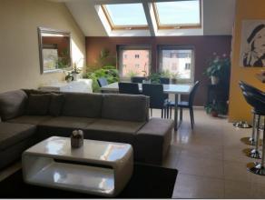 Spacieux duplex qui se compose dun hall dentrée, une lumineuse pièce à vivre séjour/ sam et cuisine équipée,