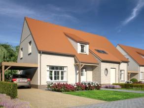 NIEUW TE BOUWEN LANDELIJKE WONING LOT 90<br /> <br /> Deze nieuw te bouwen woning op lot 90, gelegen in verkaveling De Brammert te Dilsen-Stokkem, is