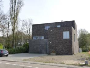 Mooi gelijkvloers appartement gebouwd met hoogwaardig energiebesparend materiaal.Het appartement is uitgerust met een apart elektrisch verluchtingssys