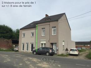 CENTURY21 Maison Blanche vous propose proche du centre de Fleurus et à 2 pas de Ligny, idéal pour garagiste ou indépendant, un en