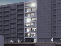 Eén van de allerlaatste nieuwbouwlocaties op de zeedijk van Oostende krijgt een meer dan waardige invulling: residentie Crystal. De avantgarde-