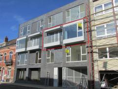 Bel appartement situé dans une nouvelle construction au 2ème étage à proximité de Navo, comprenant: hall d'entr&eac