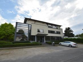 Ideaal gelegen kantoorruimtes op de gelijkvloerse en 1e verdieping, telkens 255 m², verder is er ook een kelderverdieping met archiefruimte. Park