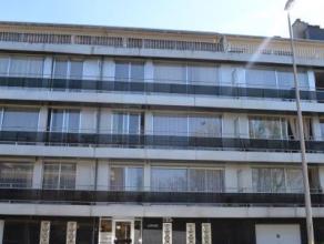 A proximité de Laeken, nous vous proposons au deuxième étage d'un petit immeuble, un appartement spacieux meublé à