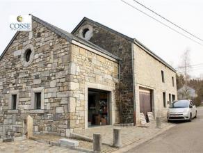Une maison d?habitation en pierres du pays Comprenant : Sous-sols : garage 1 voiture, garage 2 voiture, 4 caves, parking, jardin. Rez-de-chauss&eacute