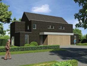 Deze halfopen woning zal gebouwd worden aan de Geerstraat in Lummen. Het maakt deel uit van het kleinschalige en wondermooie woonproject De Geer. Het
