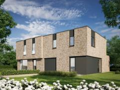 Deze schitterende halfopen woning bevindt zich in de nieuwe verkaveling Snoekstraat te Alken. Het perceel heeft een oppervlakte van 457 m². Op he