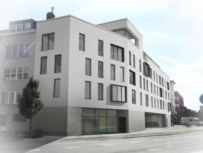 PALACIO, succesvol ondernemen op toplocatie in 't Nieuw Zuid. Nieuwbouwproject met 38 appartementen verdeeld over 2 gebouwen met commerciële ruim