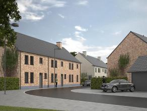 Belles habitations neuves (2 ou 3 façades), prêts à aller avec cuisine meublée, living, réserve, hall, salle de bain