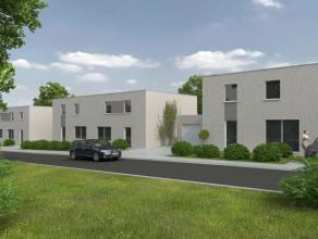 Brakel project Hovendaal'. Mooie nieuwbouwwoningen (hoek- en tussenbouw), instapklaar met afgewerkte keuken, living, berging, hal, badkamer, 3 slaapka