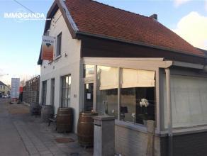 Goed gelegen Handelspand/restaurant met véél faciliteiten in Merelbeke Bestaande uit: restaurant met 90 zitplaatsen, keuken met o.a. war