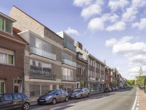 Nieuwbouwappartement te Sint-Kruis! bestaande uit 7 appartementen, 6 tweeslaapkamerappartementen en 1 zeer ruim duplexappartement.  Zeer mooi gelegen