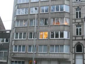 Grand et lumineux appartement 3 chambres. A proximité de l'école européenne. Hall d'entrée, salon avec vue sur le parc de