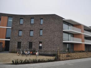 Zeer rustig gelegen nieuwbouwappartement op de eerste verdieping, aan de rand van Leuven. Indeling: inbraakwerende deur, inkomhal, gastentoilet, 2 sla