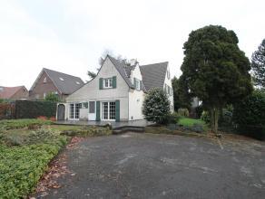 Charmant landhuis met zuidgerichte parktuin. De grondopp.(3600m²), de duurzame materialen, de ingerichte zolder en de goede ligging (rustig/resid