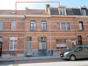 Instapklare woning met zonnige tuin op een perceel van 201m² te Sint-Niklaas. IND: GLV: inkomhal, open lichtrijke leefruimte, ingerichte keuken(s