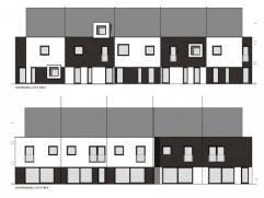 7 nieuwbouwwoningen in een nieuwe verkaveling. Deze woningen worden instapklaar afgeleverd. Wijzigingen zijn mogelijk in overleg, contacteer ons!