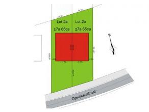 Bouwgronden voor open bebouwing naar keuze. Contacteer BIK Woningen voor een voorontwerp op maat.