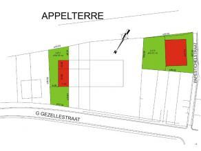 Te Appelterre biedt BIK Woningen 2 bouwgronden aan. Deze percelen worden voorgesteld met een voorgecrerde voorbeeldwoning. Uiteraard kan u deze woning
