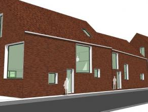4 halfopen nieuwbouwwoningen. Dit project is een samenwerking tussen gemeente Bornem, Vlabo en B5 architecten. De woningen worden gebouwd door BIK Won