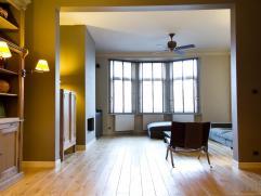 Een pareltje van een appartement van ca 190m² in een indrukwekkend en standingvol gebouw, ideaal gelegen in de nabijheid van het Albertpark en ta