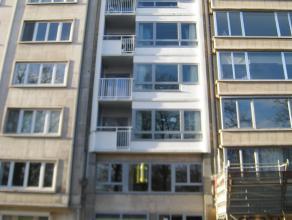 Zeer ruim appartement van ca 110m² met een prachtig zicht op het Antwerpse stadspark. Uitstekend gelegen dus, op wandelafstand van het hartje van