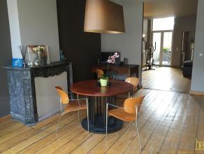 Karaktervol en ruim éénslaapkamerappartement van ca 120m² vlakbij Park Spoor Noord. Het appartement is gelegen op de eerste verdiep