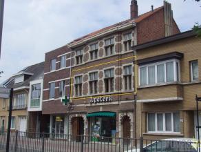 Volledig gerenoveerd éénslaapkamerappartement van ca 75m² in Mortsel. Het appartement is gelegen in een opvallend gebouw op de Lier
