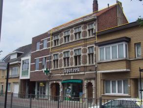 Volledig gerenoveerd tweeslaapkamerappartement van ca 130m² in Mortsel. Het appartement is gelegen in een opvallend gebouw op de Liersesteenweg.