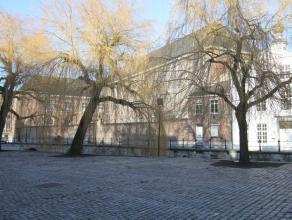 Authentieke woonst in hartje Gent.Unieke kans om een authentieke gerenoveerde woning te huren op één van de mooiste plaatsen van Gent. M
