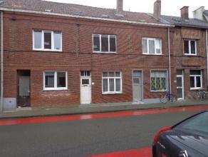 gezinswoning(te renoveren) bestaande uit;voorplaats,living,keuken,badkamer,2slpk,zolder(mogelijkheid extra slpk)kelder,tuin