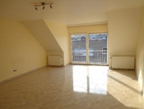 Instapklaar appartement bestaande uit:living&eetpl met open ing keuken,ing badkamer,2slpks,berging.