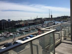 Gezellig appartement op de Rederskaai, met een zonnig terras met een open zicht op de jachthaven van Zeebrugge. Mooi afgewerkt met 1 slaapkamer, nog n