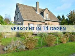 VERKOCHT - Compromis in opmaak. Deze woning is gelegen op een perceel van 564 m² en beschikt over een bewoonbare oppervlakte van ca 150 m².