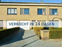 VERKOCHT - Compromis in opmaak. Deze woning is gelegen op een perceel van 286 m² en beschikt over een bewoonbare oppervlakte van ca 166 m².