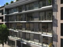 Commerciële ruimte in casco uitvoering van ca. 97m² in nieuwbouwresidentie 'Fairy' (BJ 2012). Goed bereikbare, centrale locatie in de Tijdok