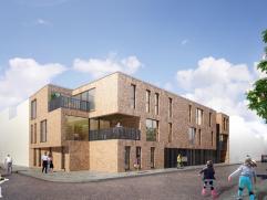 Residentie Arbed maakt deel uit van een duurzame herwaardering van de oude TREfil-site in Gentbrugge. De architectuur is het resultaat van een archite