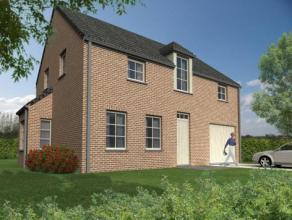 Nieuw te bouwen woning in landelijke stijl, volledig afgewerkt