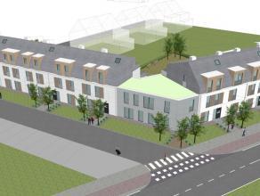 LIVING IN A DREAM In Woonerf HOPVELD ! - zeer mooi eigentijds project bestaande uit 26 appartementen en 34 ondergrondse autostaanplaatsen - ruim zuid-
