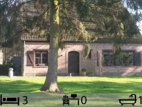 Zocht u een natuurgebied als buurman ! binnenkort te koop : 1983 m²  grondoppervlakte -  zeer rustige ligging, aan de rand van het bos, vlotte