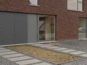 Ruime 3 SLK woning met carport en terrasberging op 346m².  Deze woning is gelegen in een groene omgeving.  De woning wordt verkocht onder het B