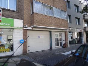 Ruim magazijn te EdegemEen ruim magazijn van 350m² op een centrale locatie tuseen Edegem en Mortsel. Het magazijn beschikt over een aparte bureel
