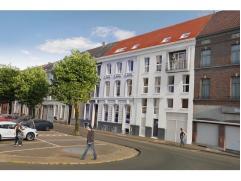 Ons nieuwste bouwproject te Geraardsbergen!! REEDS 7 VERKOCHT! LAATSTE 2!! Deze residentie, bestaande uit 9 appartement...