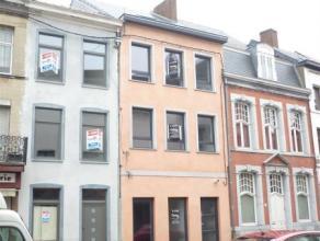 APPARTEMENT NEUF (1ère occupation), idéalement situé plein centre de BINCHE, à proximité de toutes les commodit&eac