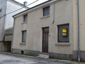 Maison à rénover entièrement située dans le centre d'Arlon. Peut convenir pour un investisseur ou une première habi
