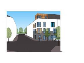 Superenergiezuinige woning aan de nieuwe Jachthaven (Portus Ganda)Een energiezuinige nieuwbouwwoning in hout skeletbouw gelegen aan de de nieuwe Jacht