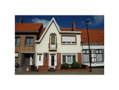 VRIJWILLIGE OPENBARE VERKOOP: ZITDAG NA HOGER BODLOT 1: Stad Brugge vijftiende afdeling, DudzeleEen centraal gelegen woonhuis op en met grond met grot