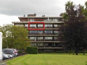 Zongericht appartement met ruim terras (4e verdiep), ten kadaster gekend: Edward De Denestraat 4. KI euro649 (vermindering registratierechten mogelijk