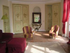 LIMAL - Bois de la pierre : Magnifique villa entierement meublée de 340 m² composé d'un grand living de +/- 50 m² avec feu-ouv