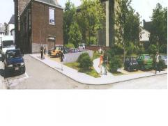 Charmante maison d?habitation rénovée située à proximité d?un projet de revitalisation urbaine Superficie 40ca COMP